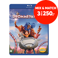 Produktbilde for Drømmeparken / Wonder Park  (BLU-RAY)