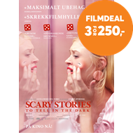 Produktbilde for Scary Stories To Tell In The Dark (DVD)