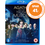 Produktbilde for Agatha And The Truth Of Murder (UK-import) (BLU-RAY)