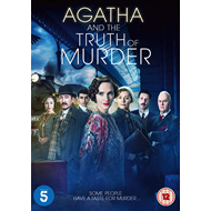 Agatha And The Truth Of Murder (UK-import) (DVD)