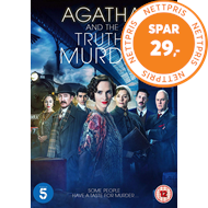 Produktbilde for Agatha And The Truth Of Murder (UK-import) (DVD)