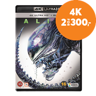 Produktbilde for Alien (4K Ultra HD + Blu-ray)