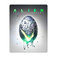 Alien - 40th Annversary: Limited Steelbook Edition (BLU-RAY)