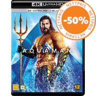 Produktbilde for Aquaman (4K Ultra HD + Blu-ray)