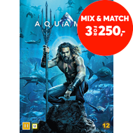 Produktbilde for Aquaman (DVD)