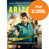 Produktbilde for Arizona (DVD)