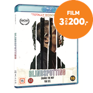 Produktbilde for Blindspotting (BLU-RAY)