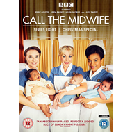 Call The Midwife / Nytt Liv i East End - Sesong 8 (UK-import) (DVD)