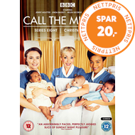 Produktbilde for Call The Midwife / Nytt Liv i East End - Sesong 8 (UK-import) (DVD)