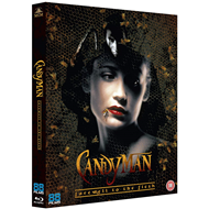 Produktbilde for Candyman: Farewell To The Flesh (UK-import) (BLU-RAY)