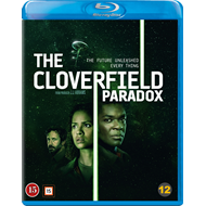 The Cloverfield Paradox (BLU-RAY)