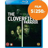 Produktbilde for The Cloverfield Paradox (BLU-RAY)
