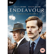 Endeavour - Sesong 6 (UK-import) (DVD)