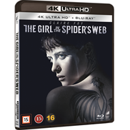 The Girl In The Spider's Web (4K Ultra HD + Blu-ray)