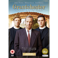 Produktbilde for Grantchester - Sesong 1-4 (UK-import) (DVD)