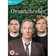 Produktbilde for Grantchester - Sesong 4 (UK-import) (DVD)