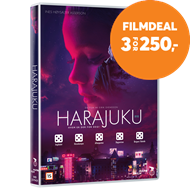 Produktbilde for Harajuku (DVD)