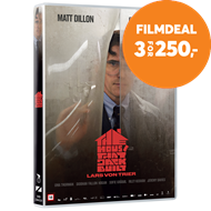 Produktbilde for The House That Jack Built (DK-import) (DVD)