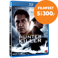 Produktbilde for Hunter Killer (BLU-RAY)