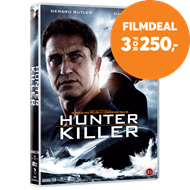 Produktbilde for Hunter Killer (DVD)
