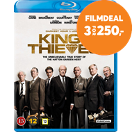Produktbilde for King Of Thieves (BLU-RAY)