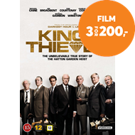 Produktbilde for King Of Thieves (DVD)