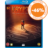Produktbilde for Krypton - Sesong 1 (BLU-RAY)