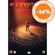 Produktbilde for Krypton - Sesong 1 (DVD)