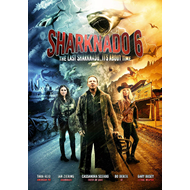 Produktbilde for The Last Sharknado - It's About Time (UK-import) (DVD)