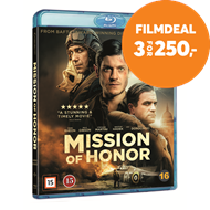 Produktbilde for Mission Of Honor (BLU-RAY)