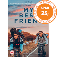 Produktbilde for My Best Friend (UK-import) (DVD)