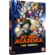 Produktbilde for My Hero Academia - Two Heroes (UK-import) (DVD)
