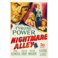 Produktbilde for Nightmare Alley (UK-import) (Blu-ray + DVD)