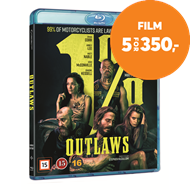 Produktbilde for Outlaws / 1 % (BLU-RAY)