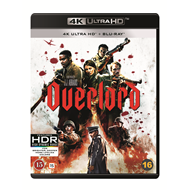 Overlord (4K Ultra HD + Blu-ray)