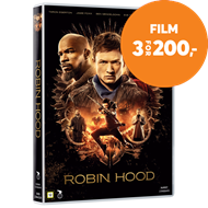 Produktbilde for Robin Hood (2018) (DVD)