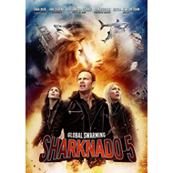 Produktbilde for Sharknado 5 - Global Swarming (UK-import) (DVD)