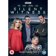 Silent Witness / Tause Vitner - Sesong 22 (UK-import) (DVD)