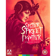 Produktbilde for Sister Street Fighter Collection (UK-import) (BLU-RAY)