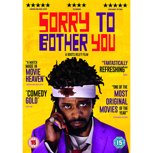 Sorry To Bother You (UK-import) (DVD)