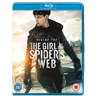 Produktbilde for The Girl In The Spider's Web (UK-import) (BLU-RAY)