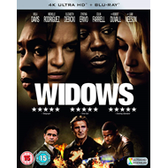 Widows (UK-import) (4K Ultra HD + Blu-ray)