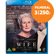 Produktbilde for The Wife (BLU-RAY)