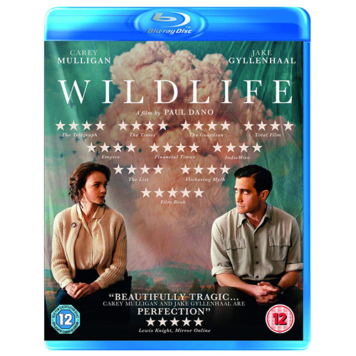 Wildlife (UK-import) (BLU-RAY)