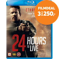 Produktbilde for 24 Hours To Live (BLU-RAY)