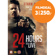 Produktbilde for 24 Hours To Live (DVD)