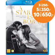 Produktbilde for A Star Is Born (2018) (BLU-RAY)