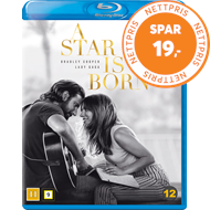 Produktbilde for A Star Is Born (BLU-RAY)