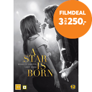 Produktbilde for A Star Is Born (DVD)
