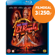 Produktbilde for Bad Times At The El Royale (BLU-RAY)